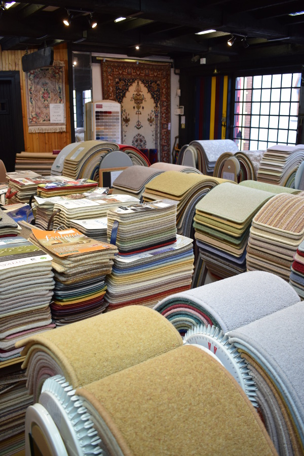 Stillorgan Carpets Shop